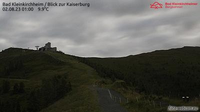 Webcam Bad Kleinkirchheim - Kaiserburg