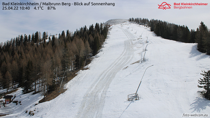Webcam maibrunn