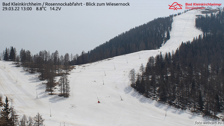 Webcam <br><span> bad kleinkirchheim</span>